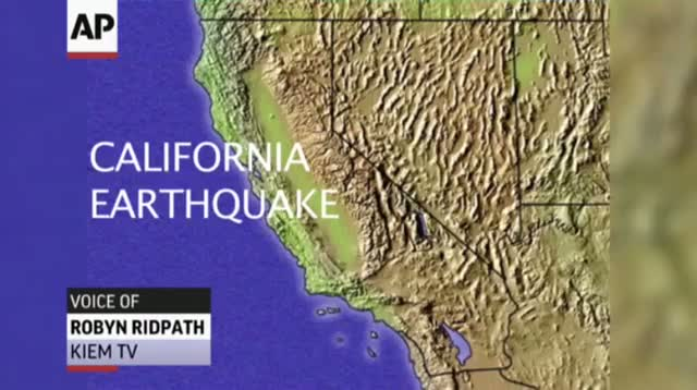 6.8 Magnitude Earthquake Shakes Northern California; No Injuries Reported