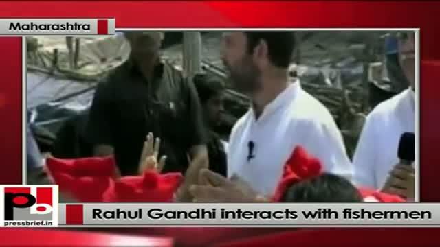 Rahul Gandhi: More representation of the poor necessary for development