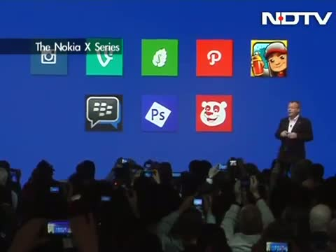 MWC 2014: Nokia X Android phones