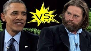 How President Obama Ended Up on 'Between Two Ferns'