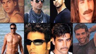 Changing Faces Of Akshay Kumar - Bollywood Flashback - From SAUGANDH To GABBAR