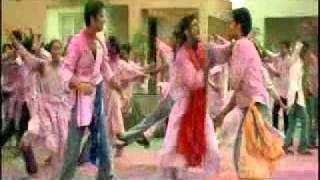 Rang De Rang De - Nayee Padosan (2003) - Mahek Chahal - Rahul Bhatt - Aslam Khan - Holi Special Song