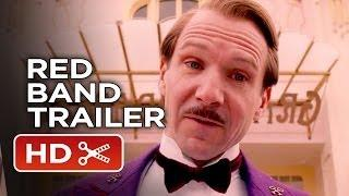 The Grand Budapest Hotel Official Red Band Trailer (2014) - Wes Anderson Movie HD