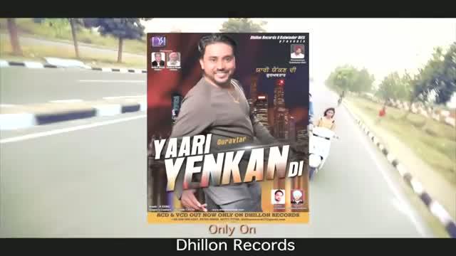 Yaari Yenkan Di - By Guravtar - Official Punjabi Video Teaser of Song Activa