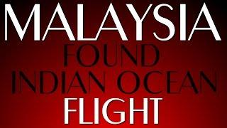 Malaysia Airlines Flight Conceivably Found In Indian Ocean! Multiple Pings Received (Flight MH-370)