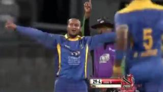 Shakib Al Hasan takes 6 wickets for 6 runs