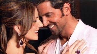Hrithik Roshan & Suzzane Roshan REUNITE