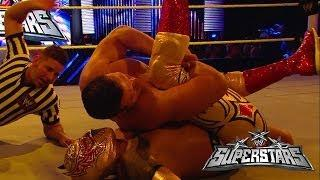 Sin Cara vs. Alberto Del Rio: WWE Superstars, March 13, 2014 Video