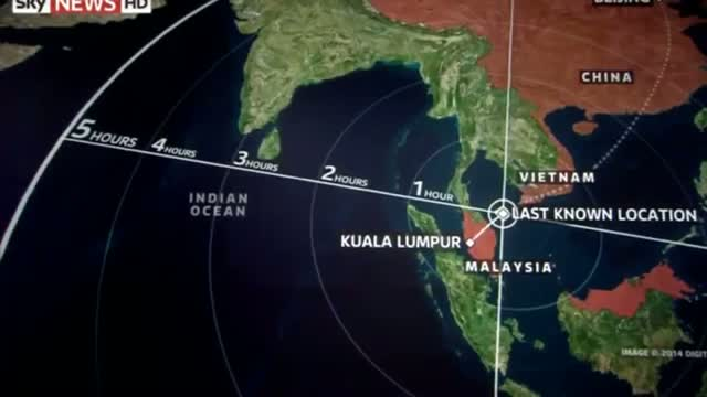 Satellites Unlikely To Find Malaysia Airlines Boeing 777