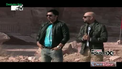 MTV Roadies X1 - 15th March 2014 - Jodhpur Journey - Episode 2 - Part 1/5