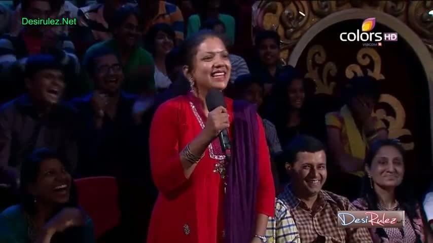 Comedy Nights with Kapil - Ayushmann Khurrana, Sonam Kapoor and raju shrivastav - Holi Sepcial - 16th March 2014 - Part 4/5