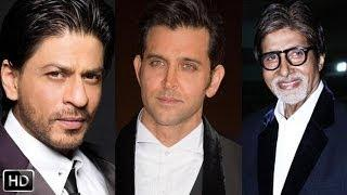 Bollywood Celebrities Tweet Holi Wishes - Amitabh Bachchan, Shahrukh Khan & Hrithik Roshan