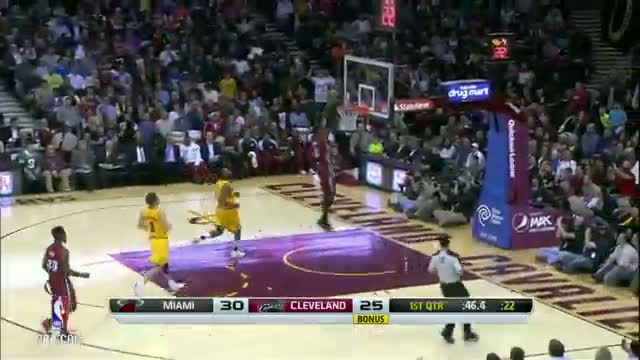 Top 10 NBA Plays: March 18th VIdeo