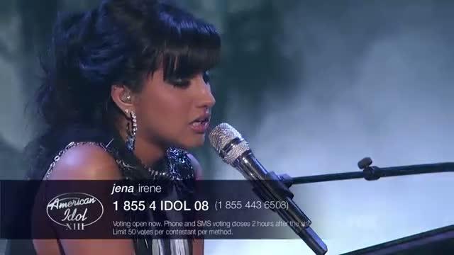 """AMERICAN IDOL Top 11 - Jena Irene """"Decode"""" - AMERICAN IDOL SEASON XIII"""