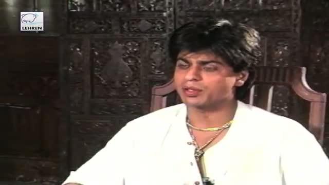 Shahrukh Khan - From TV To Films - Bollywood Flashback