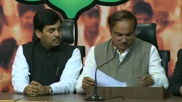 BJP announces 4th list of Candidates for Lok Sabha Elections 2014: Shri Ananth Kumar - 15.03.2014