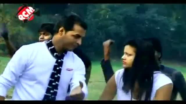 "New 2014 Hot Bhojpuri Song ""Maza Marta Cycle Ke Sit Babuni"" By Sandip Tiwari   Jawani Ke Booking"