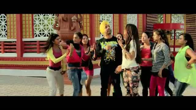 "Latest Punjabi Video Song ""Beautiful Billo"" | Disco Singh | Diljit Dosanjh | Surveen Chawla (Releasing 11th April 2014)"
