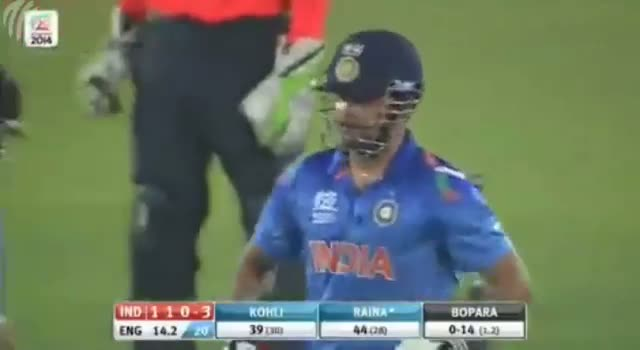 ICC T20 World Cup 2014 - India Sixes - Ind vs Eng (Full Match Highlights) - Warm Up Match