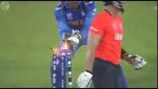 ICC T20 World Cup 2014 - England Wickets - India vs England (Full Warm Up Match Highlights) - Ind vs Eng T20