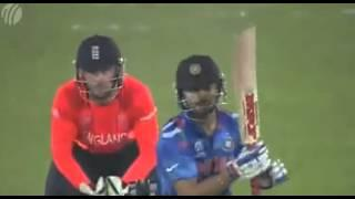 ICC T20 World Cup 2014 - Virat Kholi 74 (48) - India vs England (Full Warm Up Match Highlights) - Ind vs Eng T20