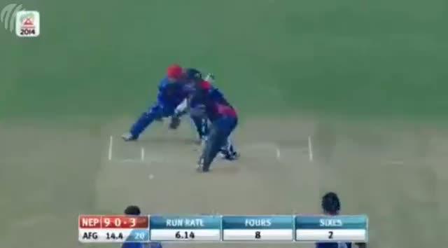 Afghanistan Short Full Highlights - Afghanistan vs Nepal T20 World Cup 2014 - AFG vs NEP T20