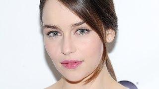 Emilia Clarke Talks Extreme Diet!