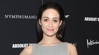 EMMY ROSSUM Gives Dating Advice!