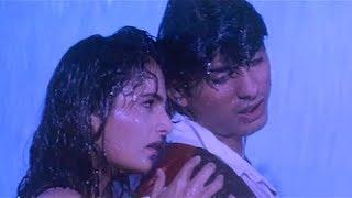 Yeh Kaisa Nasha Nasha Hai - Romantic Hindi Song - Monica Bedi, Vikas Bhalla - Ek Phool Teen Kante (1997)