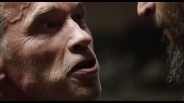 'Sabotage' Star on Schwarzenegger