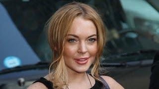 Lindsay Lohan Clears Up Rumor on Firing Sober Coach