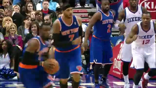 NBA: Tim Hardaway Jr. Finishes the Fastbreak with the Reverse Windmill! - Basket Ball - Sports Video