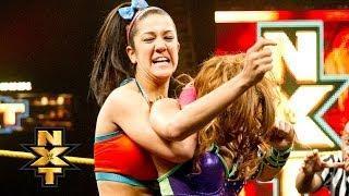 Bayley vs. Sasha Banks: WWE NXT, March 20, 2014 Video