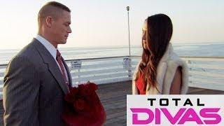 "Will Nikki and John rekindle their relationship? Find out this Sunday on WWE ""Total Divas"""