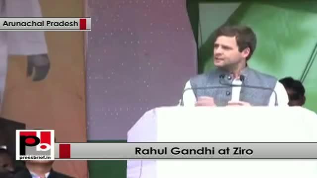 Rahul Gandhi: Congress belongs to every citizen of India