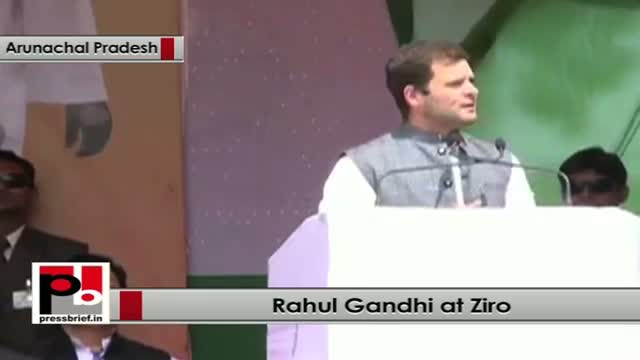 Rahul Gandhi: India belongs to every state, to every caste