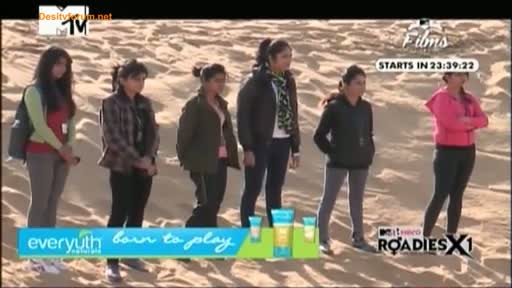 MTV Roadies X1 - 22nd March 2014 - Jaisalmer Journey - (Full Episode) - Episode 3