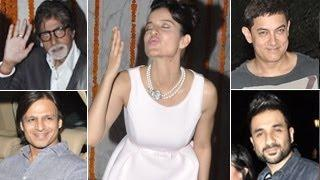 Kangana Ranaut's CRAZY BDAY BASH Video