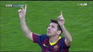 Real madrid Vs Barcelona 3-4 2014 Goals & highlights (24-3-2014) HD - Soccer Video