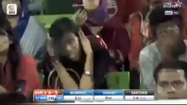 BAN Innings P1 - Bangladesh vs West Indies T20 World 2014 - WI Vs BAN T20 (Cricket Video)