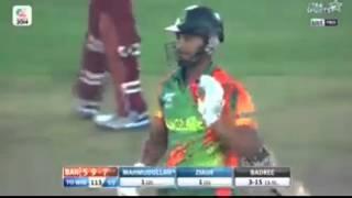 BAN Innings Full Highlights - Bangladesh vs West Indies T20 World 2014 - WI Vs BAN T20 (Cricket Video)