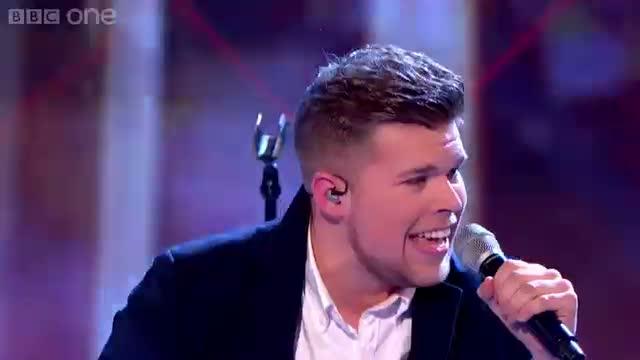 The Voice UK 2014: The Live Quarter Finals - Jamie Johnson performs 'A Thousand Miles'