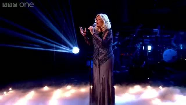 The Voice UK 2014: The Live Quarter Finals - Sally Barker performs 'To Love Somebody'