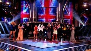The Voice UK 2014: The Live Quarter Finals - The quarter finalists group performance