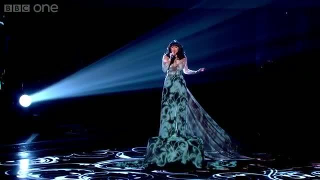 The Voice UK 2014: The Live Quarter Finals - Christina Marie performs 'Everlong'