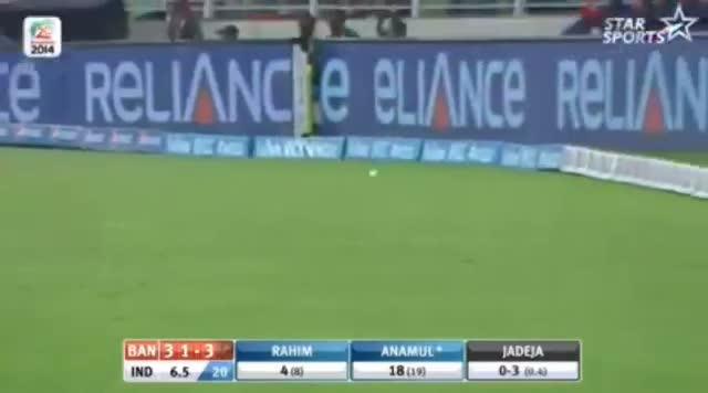 Ban Innings Short Full Highlights - India Vs Bangladesh T20 World Cup 2014 - IND vs BAN T20 (Cricket Video)