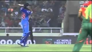 Full Highlights - India Vs Bangladesh T20 World Cup 2014 - IND vs BAN T20 (Cricket Video)