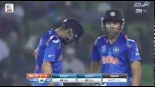 IND Batting Innings - India Vs Bangladesh T20 World Cup 2014 - IND vs BAN T20 (Cricket Video)