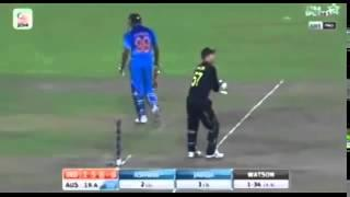 IND vs AUS Full Match Highlights - India vs Australia T20 World Cup 2014 - Ind Vs Aus T20 (Cricket Video)