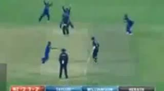 SL vs NZ T20 Highlights - Sri Lanka vs New Zealand T20 World Cup 2014 - SL vs NZ T20 (Cricket Video)